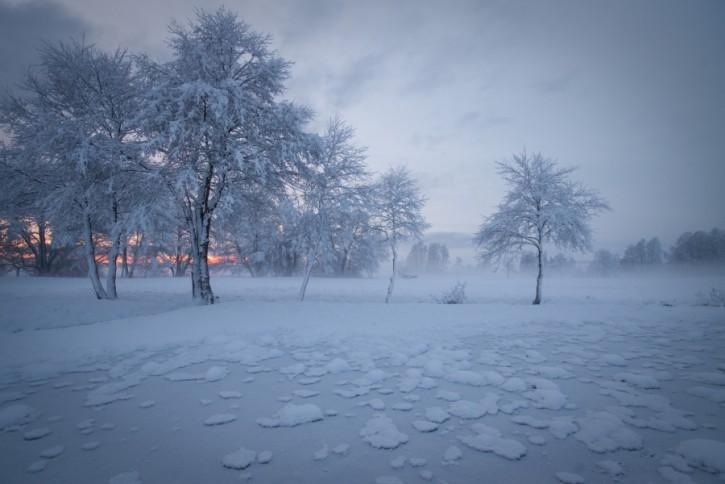 Zimnym wieczorem 2